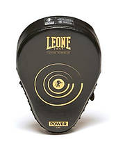Боксерські лапи Leone Power Line Black (пара), фото 2