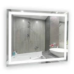 Зеркало LED (102*80*2,5см) VZ-AL-D4