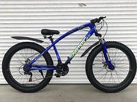 "Велосипед фэтбайк Top Rider Fat Bike 26"" (Стальной)"