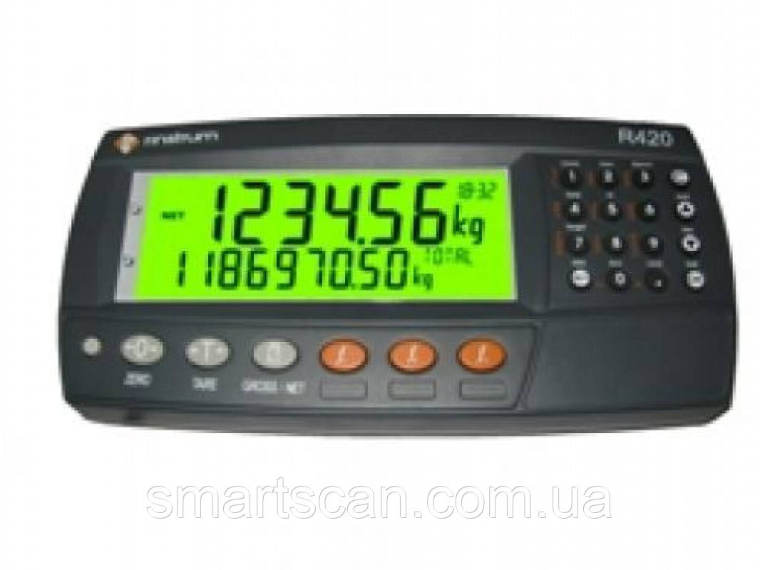 Весовой индикатор  Rinstrum R420-k405 (щитовое (панельное) исполнение)