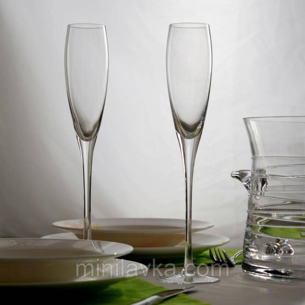 Набір келихів для шампанського тип-G Sakura SK-2012 - 2 шт 200 мл