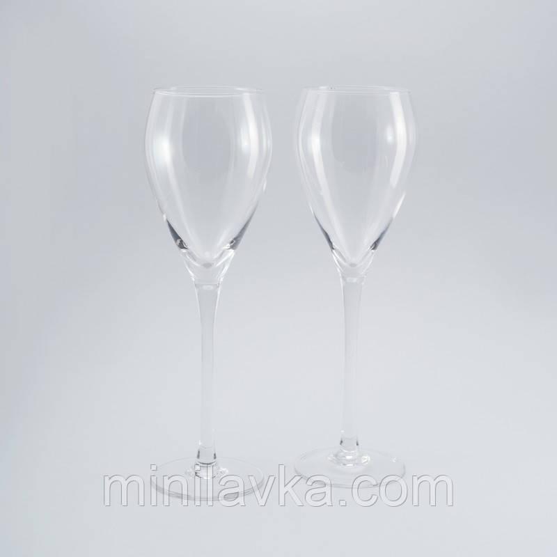 Набір келихів для червоного вина Sakura SK-2010 (тип G) - 2 шт 400 мл