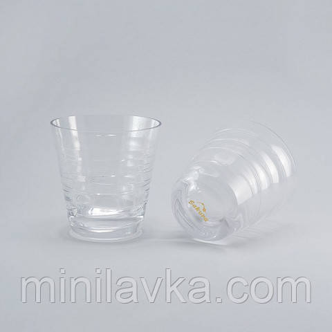 Набор средних стаканов Паутинка Sakura SK-2081 - 2 шт 300 мл