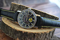 Часы Победа,  наручные. Механизм советский. Корпус новый., фото 1