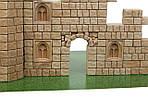 Керамический конструктор из кирпичиков Руины дворца 170деталей Країна замків та фортець (Україна), фото 3