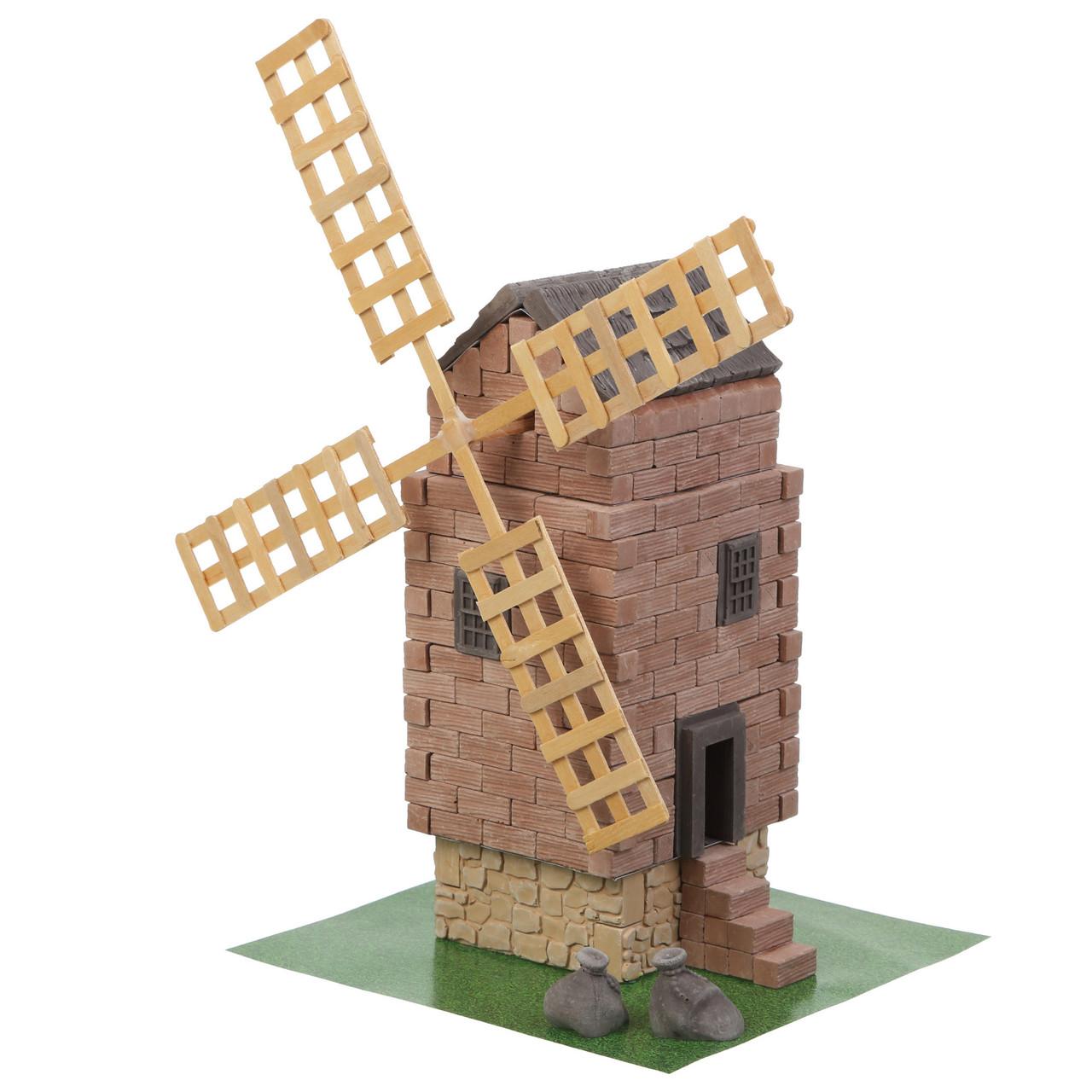 Старая мельница керамический конструктор | Країна замків та фортець (Україна)