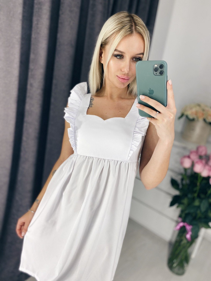 Женское платье сарафан летнее