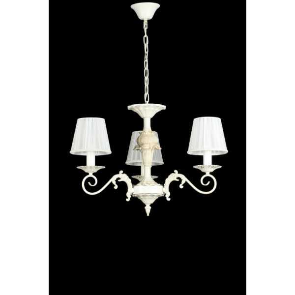 Классическая люстра с абажуром для зала спальни гостинной Splendid-Ray 30-3517-70