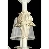 Классическая люстра с абажуром для зала спальни гостинной Splendid-Ray 30-3517-70, фото 5
