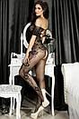 Сексуальная боди-сетка бодистокинг сексуальное белье эротическое белье, фото 3