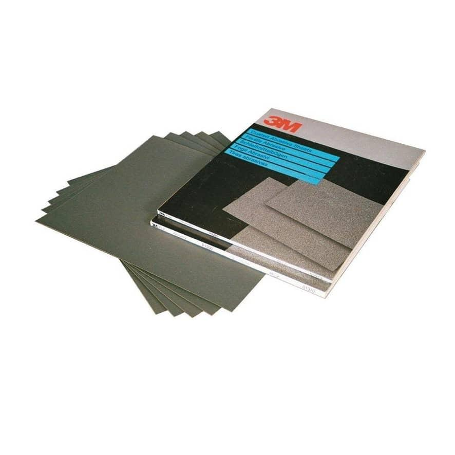 01971 Водостойкий шлифовальный лист 734 Р1000 230 х 280 мм, 3М