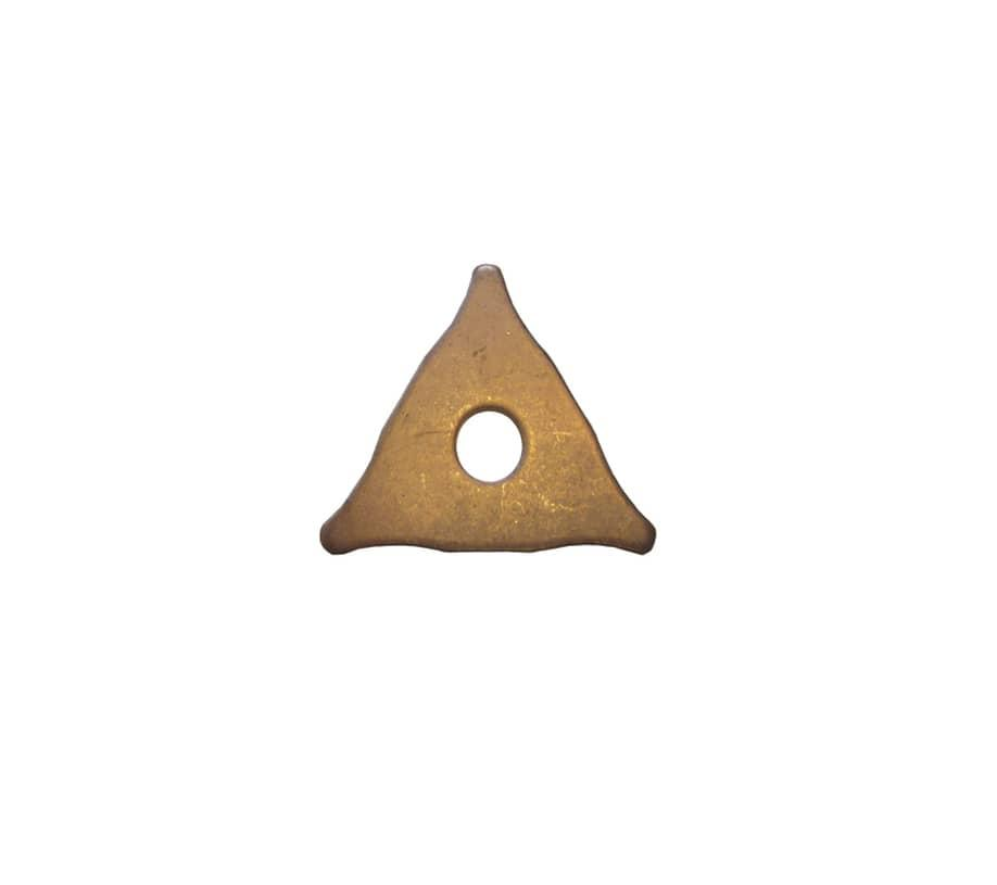 052239 Зірочка мідна (трикутник), 20 шт., GYS