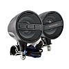 Аудіосистема мото AOVEISE МТ473( 2*20W чорні, МР3/USB/SD), мото колонки, радіо мото