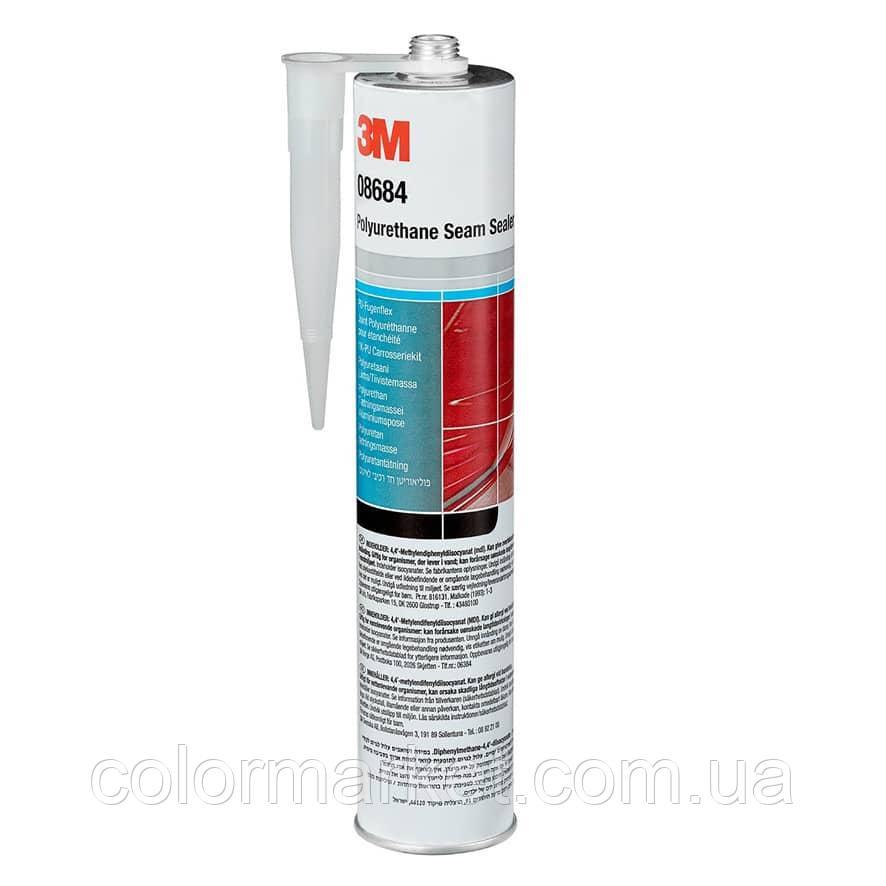 08684 Поліуретановий герметик сірий, 3М