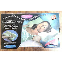 Подушка-для здорового сна, подушка с памятью « Memory Pillow » (Мэмори Пилоу)