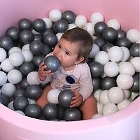 Сухой бассейн (диаметр 105 см) + шарики