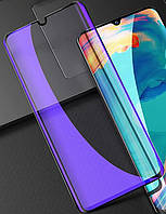 Защитное стекло Huawei P30 Pro черный 5D King Fire Tech
