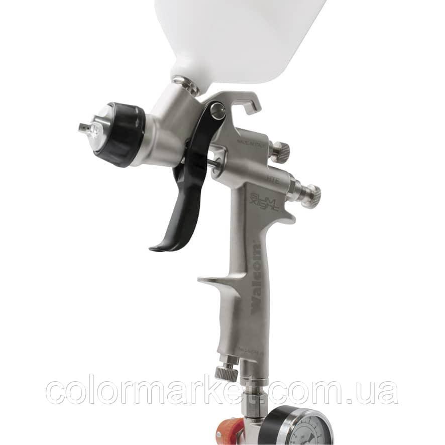 Краскопульт Slim X-Light HVLP (1,7 мм), WALCOM