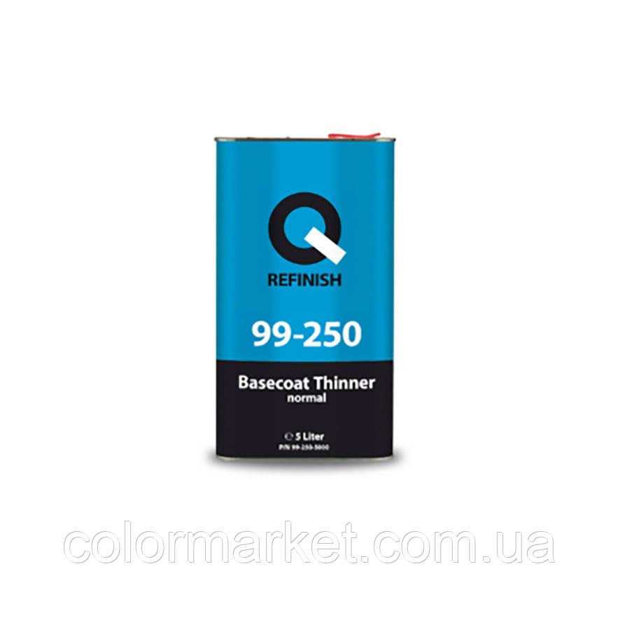 99-250-1000 Розчинник для базової фарби Normal (1 л), Q REFINISH