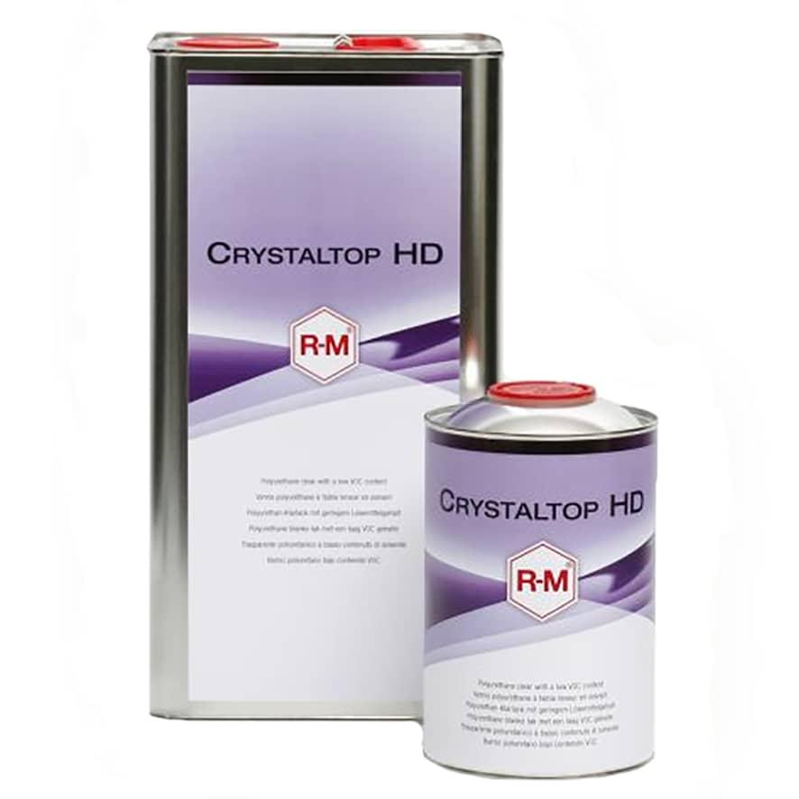 Лак Crystaltop HD (1 л), R-M