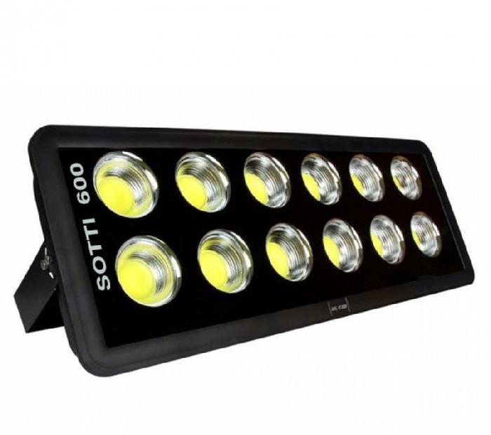 Светодиодный LED прожектор SOTTI 600 Вт 6400К 48000 Lm IP65 Евросвет
