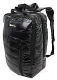 Болоневый рюкзак 13L Corvet, BP2019-88 черный, фото 2