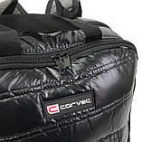 Болоневый рюкзак 13L Corvet, BP2019-88 черный, фото 9