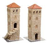 Керамічний конструктор з цеглинок Вежа 500 деталей Країна замків та фортець (Україна), фото 4