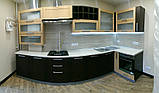 Кухня на заказ Шпон, фото 3