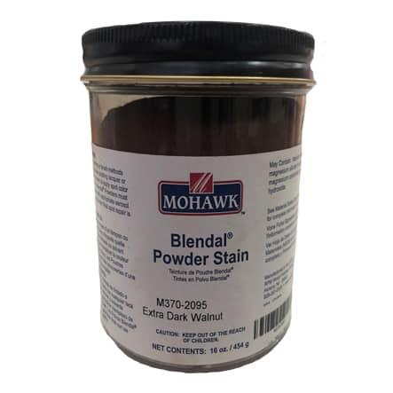 Пигментная пудра BLENDAL POWDER STAIN EXTRA DARK WALNUT M370-2095, MOHAWK