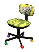 Кресло Бамбо Дизайн №8 Котята