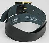 Женский кожаный ремень Vanzetti, Германия 100133 черный, 4х90 см, фото 3