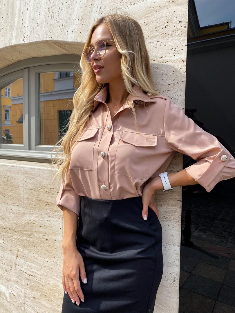 Женская рубашка блуза