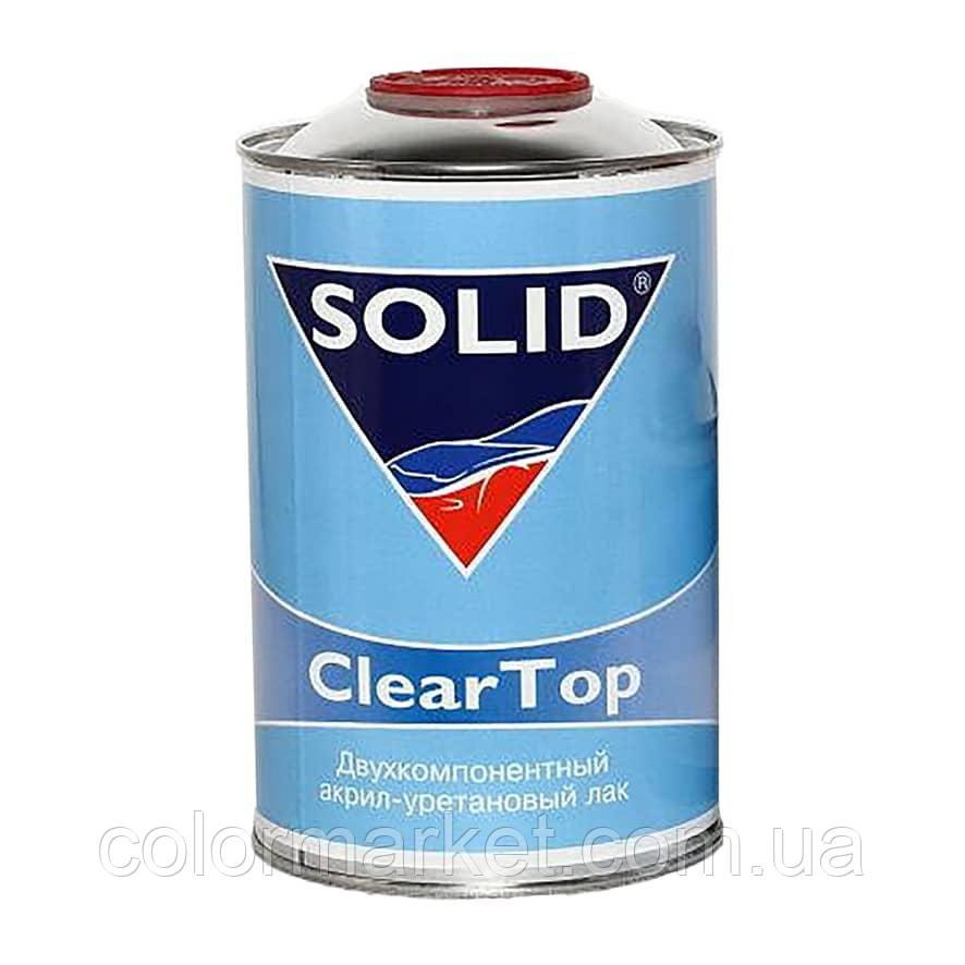 Лак акриловый Clear Top (1 л), SOLID