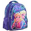 Рюкзак школьный каркасный 1 Вересня  Frozen (ранец для школьников 6-10 лет)