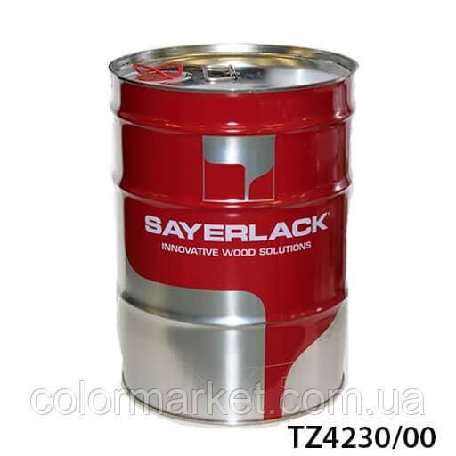 Лак поліуретановий прозорий TZ4230/00, л, SAYERLACK