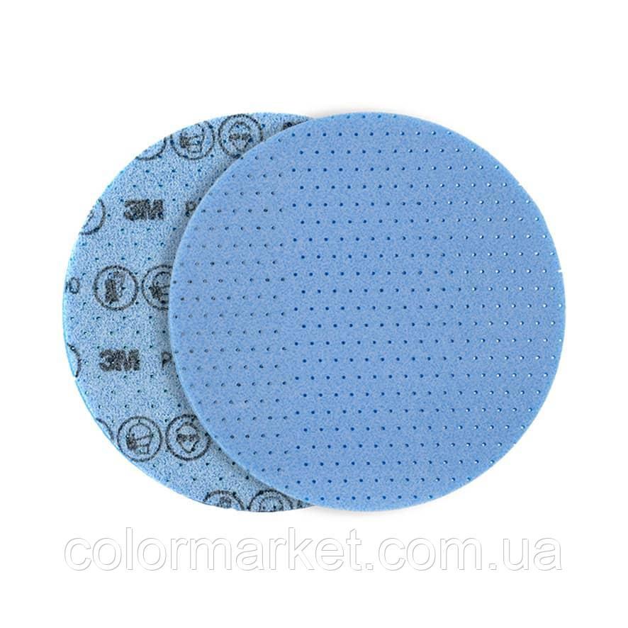33541 Гибкий абразивный диск на вспененной основе D150 Р1000, 3М
