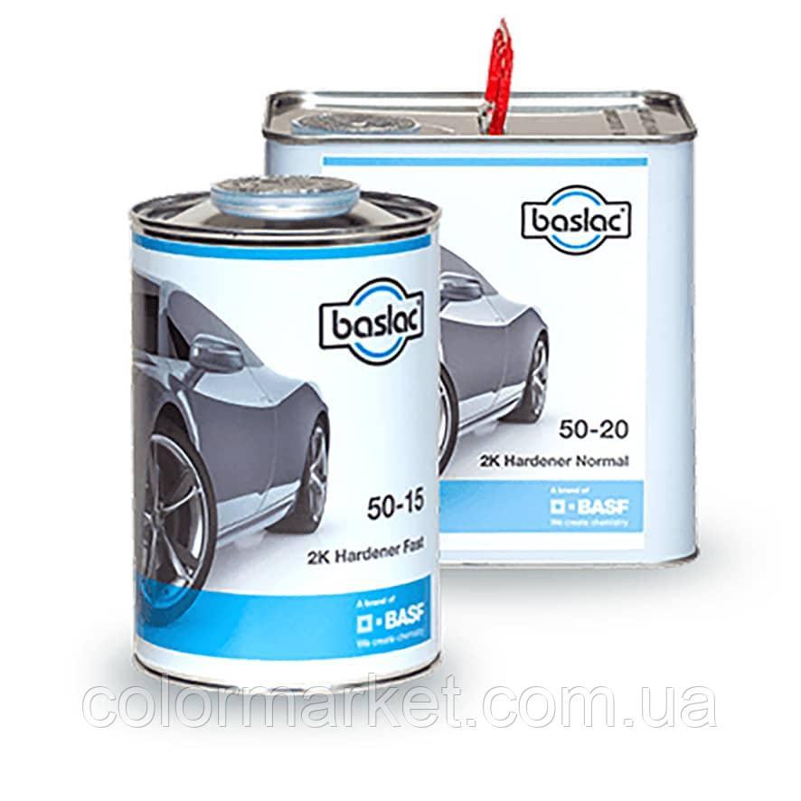 Baslac 50-15 (0,5 Л) Отвердитель для лака и грунта быстрый 2K Hardener Fast
