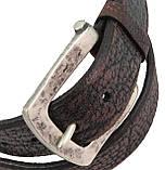 Винтажный женский кожаный ремень Farnese, Италия, SFA287, фото 7