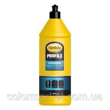 Полировальная паста для деревянных поверхностей Profile Premium Liquid Compound, 1 л, FARECLA