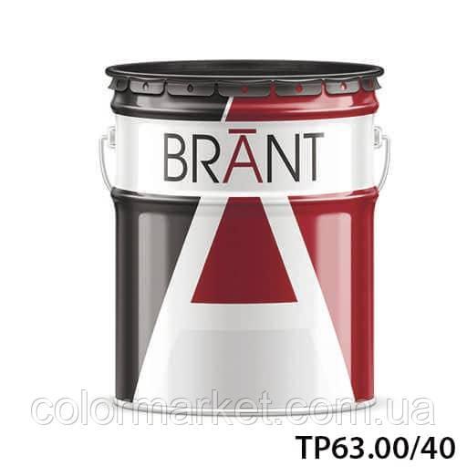 Лак поліуретановий прозорий TP63.00.40, л, BRANT