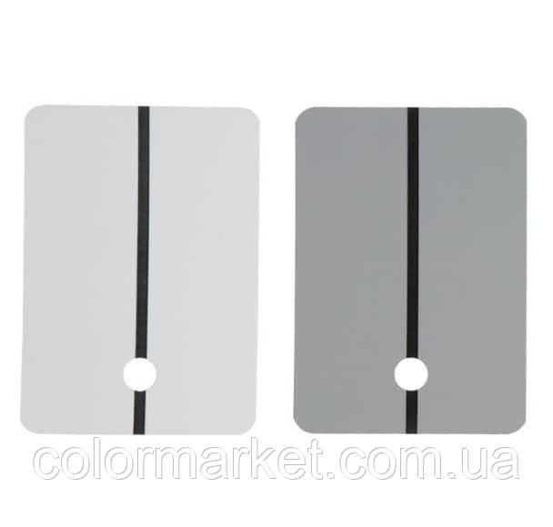 Паперові пластини (тест - напылы) 100*70 мм (100 шт), SOLID