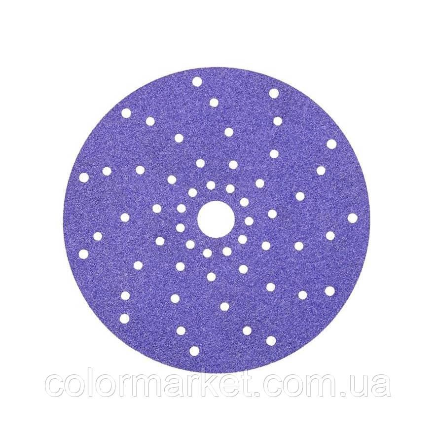 51421 Абразивный диск Hookit 737U с минералом Cubitron II D150 P150, 3М