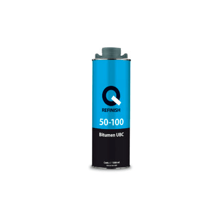 50-100-0500 Битумное покрытие (500 мл), аэрозоль, Q REFINISH