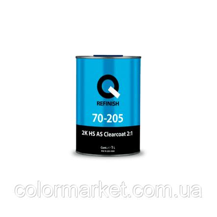 70-205HN-0500 Затверджувач NORMAL (0,5 л), Q REFINISH