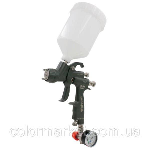 Краскопульт WALCOM Slim Kombat HVLP (1.5 мм)