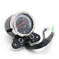 Універсальна ретро приладова панель для мотоцикла, спідометр , механічний , одометр,