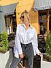 Женская белая рубашка, фото 4