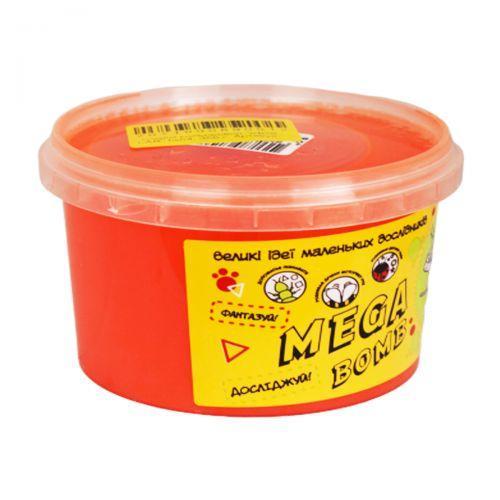 """Слайм """"Kids Lab: Mega Bomb №4"""", 500 г  (коралловый)"""