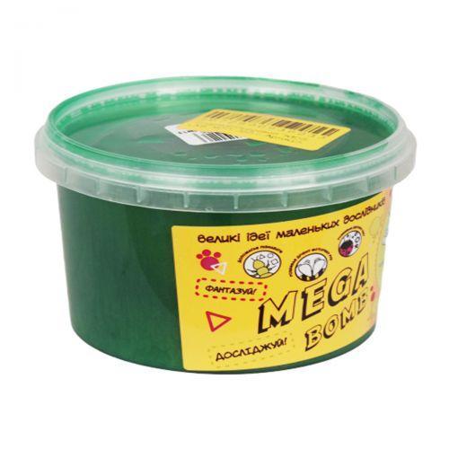 "Слайм ""Kids Lab: Mega Bomb №13"", 500 г  (изумрудный)"